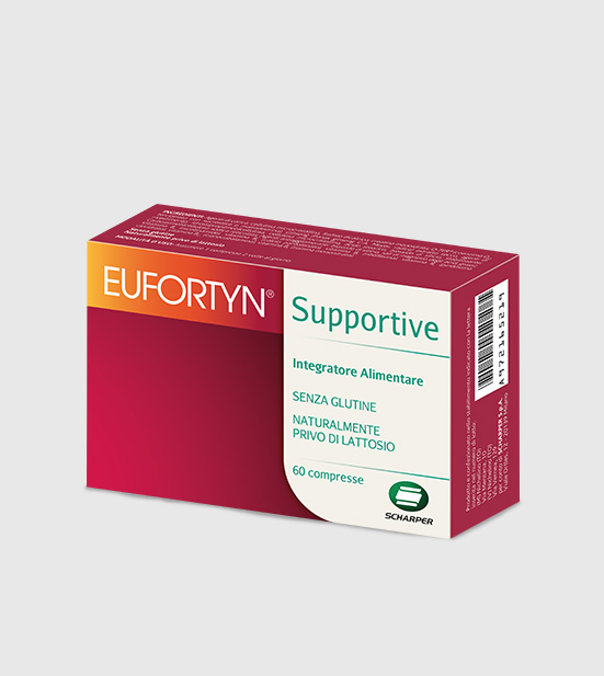 EUFORTYN SUPPORTIVE 60 cpr - 1D63006V